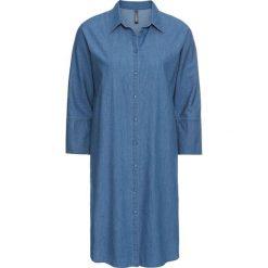 "Sukienki: Sukienka bonprix niebieski ""stone"""