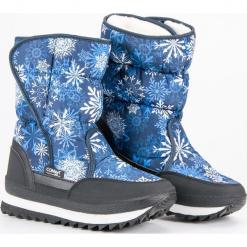 CIEPŁE ZIMOWE ŚNIEGOWCE. Białe buty zimowe damskie marki Merg. Za 127,90 zł.