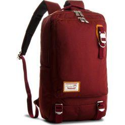 Plecak DOUGHNUT - D019-0099-F Maroon. Czerwone plecaki męskie Doughnut, z materiału. W wyprzedaży za 259,00 zł.