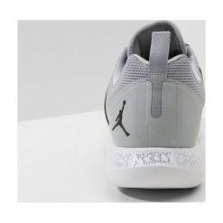 Jordan GRIND Obuwie do koszykówki wolf grey/black/white. Szare trampki męskie Jordan, z materiału. Za 479,00 zł.