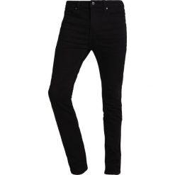 KIOMI Jeans Skinny Fit rinsed. Czarne rurki męskie KIOMI. Za 129,00 zł.