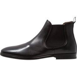 ALDO WADDA Botki black. Czarne botki męskie marki ALDO, z materiału. Za 579,00 zł.