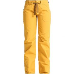 Burton VEAZIE Spodnie narciarskie harvest gold. Pomarańczowe bryczesy damskie Burton, s, z materiału, narciarskie. W wyprzedaży za 671,20 zł.