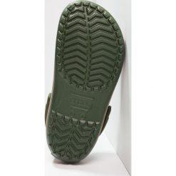 Crocs CROCBAND UNISEX Sandały kąpielowe green. Różowe kąpielówki męskie marki Crocs, z materiału. Za 169,00 zł.