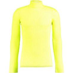 Hope REED Sweter yellow. Żółte kardigany męskie marki Hope, m, z materiału. W wyprzedaży za 461,45 zł.