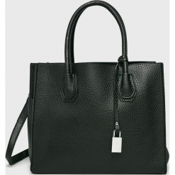 Answear - Torebka Animal me. Czarne torebki klasyczne damskie marki ANSWEAR, z materiału, małe. Za 119,90 zł.