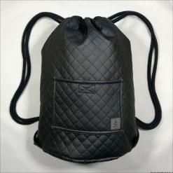 DOUBLE BLACK dwustronny plecak SACK IT!. Czarne plecaki męskie Pakamera. Za 159,00 zł.