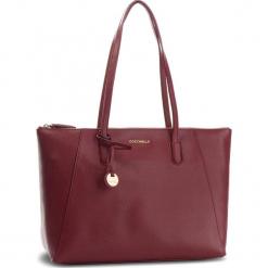 Torebka COCCINELLE - CF5 Clementine E1 CF5 11 01 01 Grape R04. Czerwone torebki klasyczne damskie Coccinelle, ze skóry. W wyprzedaży za 799,00 zł.