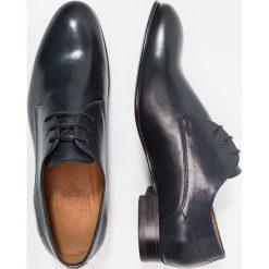Buty wizytowe męskie: Avelar by PB JOEL Eleganckie buty navy