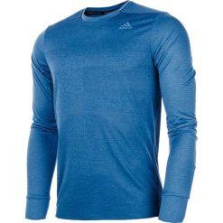 Koszulka do biegania męska ADIDAS SUPERNOVA LONG SLEEVE TEE / S97992. Szare koszulki sportowe męskie Adidas, m, z materiału, z długim rękawem, do biegania. Za 139,00 zł.