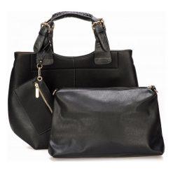 Bessie London Torebka Damska Czarny. Czarne torebki klasyczne damskie Bessie London. Za 228,00 zł.