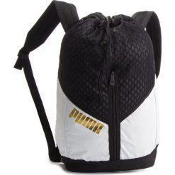Plecak PUMA - Ambition Backpack 075461  Puma White/Puma Black 01. Białe plecaki damskie Puma, z materiału, sportowe. Za 249,00 zł.