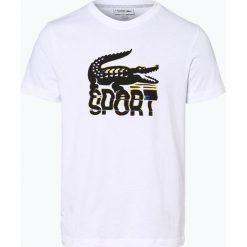 Lacoste - T-shirt męski, czarny. Czarne t-shirty męskie Lacoste, l. Za 179,95 zł.