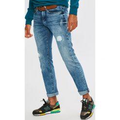 S. Oliver - Jeansy. Niebieskie jeansy męskie slim S.Oliver. W wyprzedaży za 129,90 zł.