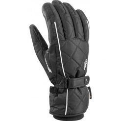 Rękawiczki damskie: Leki Rękawiczki Narciarskie Arosa S Gtx Black 6,5