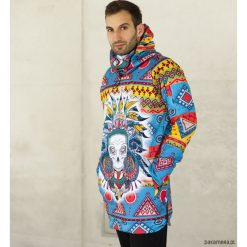 Mad Shaman męska bluza snowboardowa. Szare bluzy męskie rozpinane Pakamera, m. Za 359,00 zł.