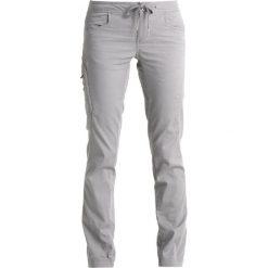 Black Diamond CREDO Spodnie materiałowe nickel. Szare bryczesy damskie marki Black Diamond, z bawełny. Za 349,00 zł.