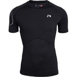 Bluzki damskie: Newline  Damska koszulka kompresyjna do biegania  r. XL czarny - 10796-XL