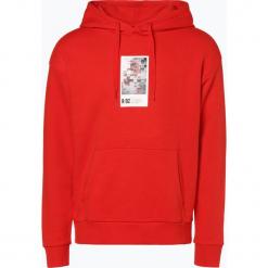 Review - Męska bluza nierozpinana, czerwony. Czerwone bluzy męskie rozpinane Review, m, z nadrukiem. Za 179,95 zł.