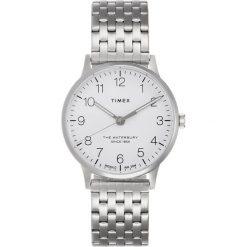 Timex WATERBURY CLASSIC CASE AND BRACELET  Zegarek silvercoloured. Szare, analogowe zegarki damskie Timex. Za 539,00 zł.