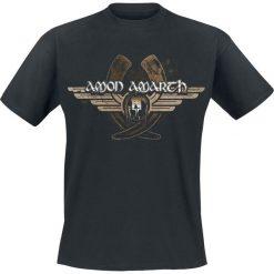 Amon Amarth Horns T-Shirt czarny. Czarne t-shirty męskie Amon Amarth, m. Za 74,90 zł.