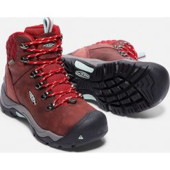Buty trekkingowe damskie: Keen Buty damskie REVEL III bordowo-czerwone r. 37 (REVELIII-WN-RREG)