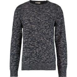 Swetry klasyczne męskie: Selected Homme SHNBART CREW NECK Sweter mottled blue