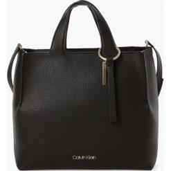 Calvin Klein Womenswear - Torebka damska, czarny. Czarne torebki klasyczne damskie Calvin Klein Womenswear. Za 799,95 zł.