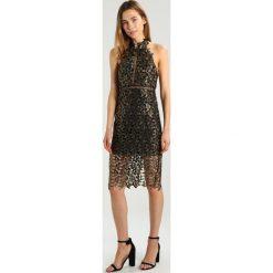 Sukienki hiszpanki: Bardot GEMMA DRESS Sukienka koktajlowa gold leaf