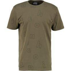 T-shirty męskie z nadrukiem: Antioch LETTER Tshirt z nadrukiem olive green