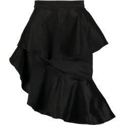 Spódniczki ołówkowe: Studio 75 YASNARI Spódnica ołówkowa  black