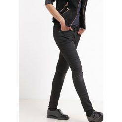GStar 3301 CONTOUR HIGH SKINNY Jeans Skinny Fit slander black supers. Szare jeansy damskie marki G-Star. W wyprzedaży za 367,20 zł.