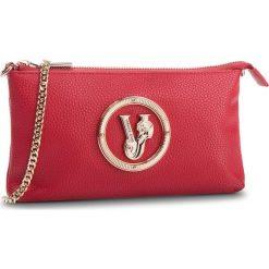 Torebka VERSACE JEANS - E3VSBPV3 70790 500. Czerwone torebki klasyczne damskie Versace Jeans, z jeansu. Za 369,00 zł.
