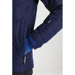 CMP MAN ZIP HOOD JACKET Kurtka narciarska navy. Niebieskie kurtki narciarskie męskie CMP, m, z materiału. W wyprzedaży za 679,20 zł.