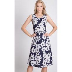 Sukienki: Lekka sukienka w kwiaty QUIOSQUE