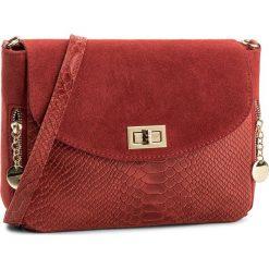 Torebka CREOLE - K10473 Czerwony. Czerwone listonoszki damskie marki Reserved, duże. W wyprzedaży za 159,00 zł.