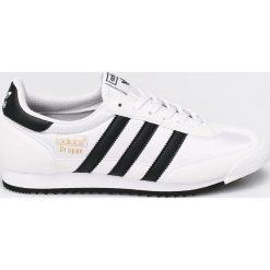 Adidas Originals - Buty Dragon. Szare buty skate męskie adidas Originals, z materiału. W wyprzedaży za 329,90 zł.