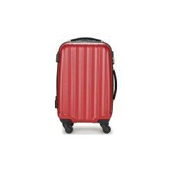 Walizki twarde David Jones  CHAUVETTA 36L. Czerwone walizki David Jones. Za 199,00 zł.