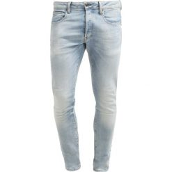 GStar 3301 SLIM Jeansy Slim Fit nippon stretch denim. Niebieskie jeansy męskie relaxed fit G-Star. Za 559,00 zł.