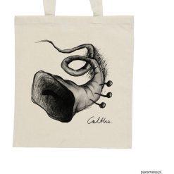 Shopper bag damskie: Trąbka – torba – 2 kolory