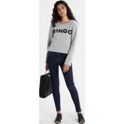Rurki damskie: Levi's® Line 8 L8 MID SKINNY Jeans Skinny Fit l8 indigo night