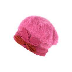 Czapka damska Verona różowa. Czerwone czapki zimowe damskie Art of Polo. Za 49,91 zł.