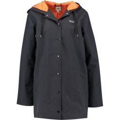 Płaszcze damskie: Vans THANKS COACH HOODIE  Krótki płaszcz black
