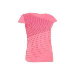 T-shirty dziewczęce: Koszulka Soft 500 Jr różowa