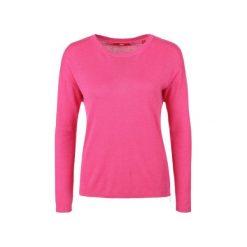 Swetry klasyczne damskie: S.Oliver Sweter Damski 36 Różowy