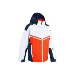 Kurtka narciarska dla dzieci SLIDE 500. Niebieskie kurtki męskie marki WED'ZE, m. W wyprzedaży za 149,99 zł.