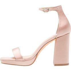 Sandały damskie: New Look TEKKI Sandały na obcasie pink