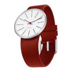 """Zegarki męskie: Zegarek """"43463"""" w kolorze czerwono-białym"""