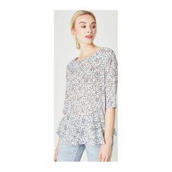 Bluzki damskie: Wzorzysta bluzka