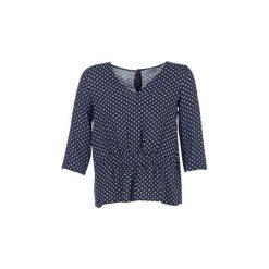 Bluzki Casual Attitude  HOLA. Niebieskie bluzki damskie marki Casual Attitude, l, casualowe. Za 119,20 zł.